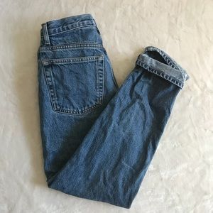 Classic Gap Ankle Jeans S4